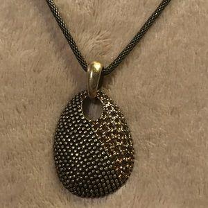 Lia Sophia Jewelry - Lia Sophia Antique Gold Necklace